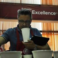 Cup of excellence Guatemala 2016 тече с пълна пара!