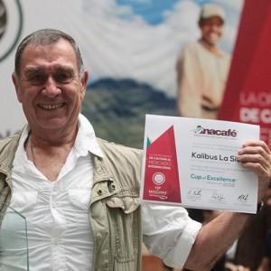 Кафе на месец май 2017 - COE Калибус Ла Сиера