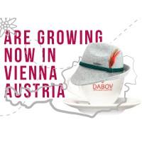 DABOV открива шоурум във Виена днес