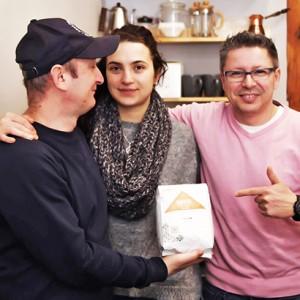 ZERO POINT - Испанският амбасадор на DABOV Specialty Coffee