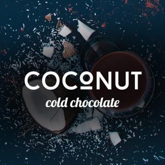 Ice chocolate smoothie  with coconut - CHOCOTIGO 250 gr
