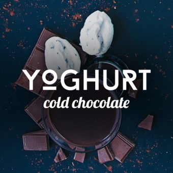 Ice chocolate smoothie with coconut - CHOCOTIGO 250 gr.