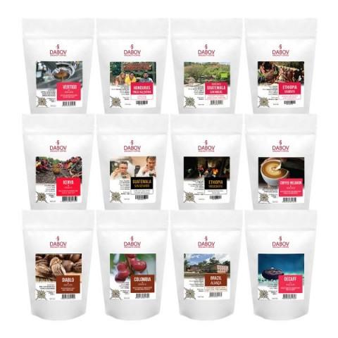 Тестов пакет – 12 кафета  Изумителен вкус | 12 пакета x 40гр.