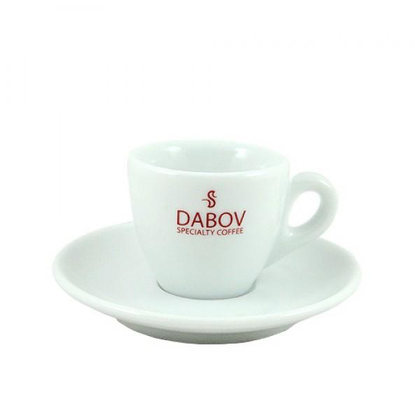 Porcelain espresso cup Dabov - 55 ml
