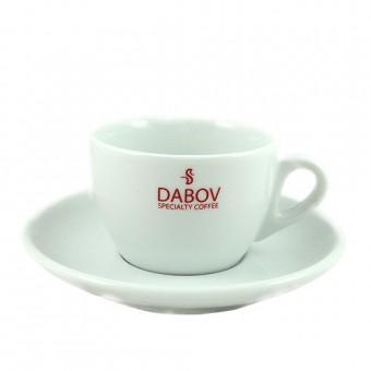Porcelain cappuccino cup Dabov - 150 ml