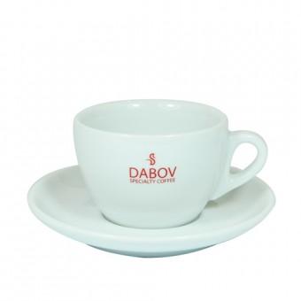 Porcelain latte cup Dabov - 180 ml