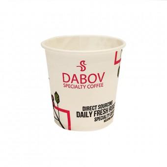 Paper cup for espresso 130 ml - 10 pc