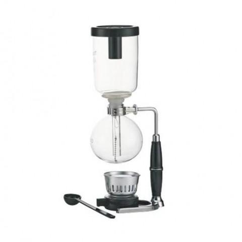 Харио - Сифон за приготвяне на кафе, вакуум кана Technica