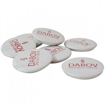 Значка DABOV Specialty Coffee