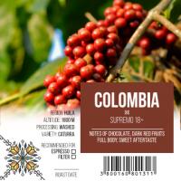 Колумбия Супремо размер 18+