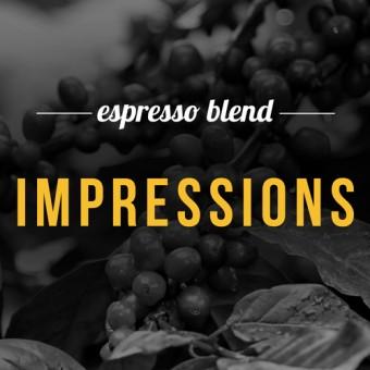 КАФЕ НА МЕСЕЦ ЮЛИ 2016 Еспресо смес Impressions - DABOV Specialty Coffee 200.8 г