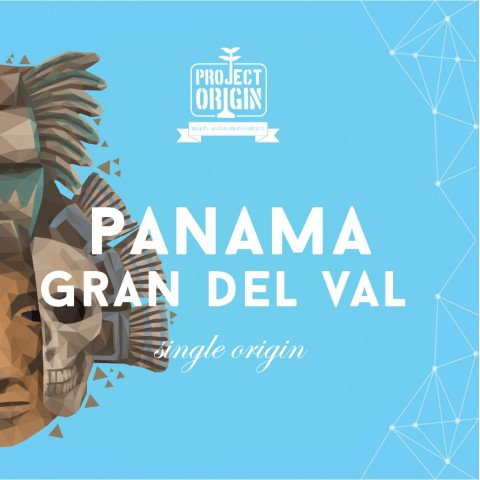 КАФЕ НА МЕСЕЦ ОКТОМВРИ 2016 г. Панама - Гран дел Вал