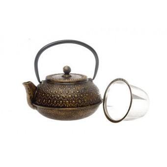 """Железен чайник """"Грана"""" - 600 мл"""