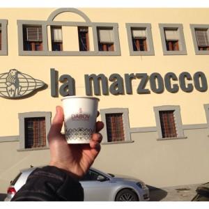 Dabov Specialty Coffee посети La Marzocco