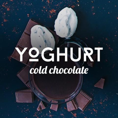 Студено шоколадово смути Йогурт - CHOCOTIGO