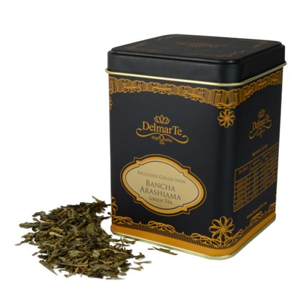 "Зелен чай ""Банча Арашияма"" - DelmarTe Exclusive"
