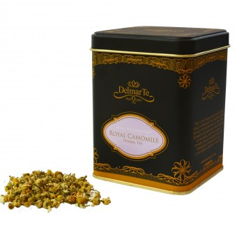 Herbal tea Royal Camomile - DelmarTe Home