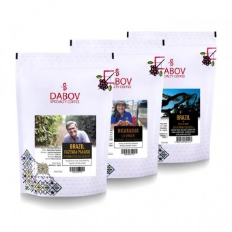Pack Cup Of Excellence  Exquisite taste | 2 packs x 200.8g. and 1 pack x 40g.