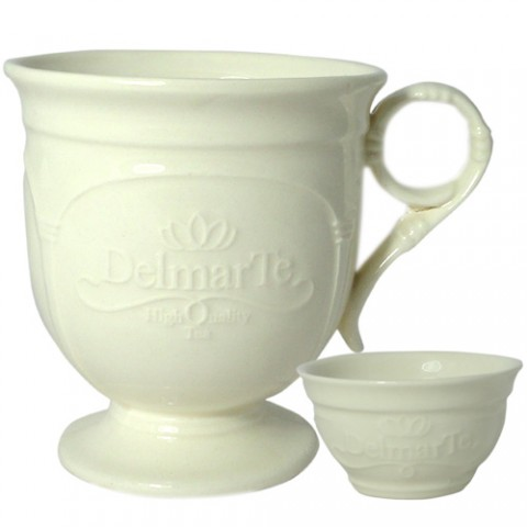 Porcelain Tea Set DelmarTe Premium
