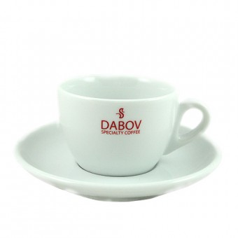 Porcelain cappuccino cup Dabov - 150 ml