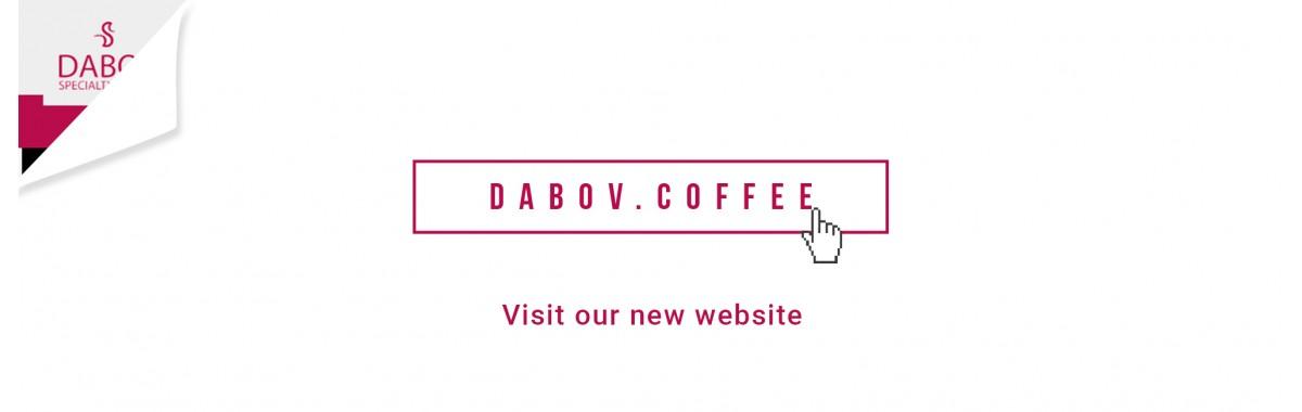 НОВ САЙТ - DABOV.COFFEE
