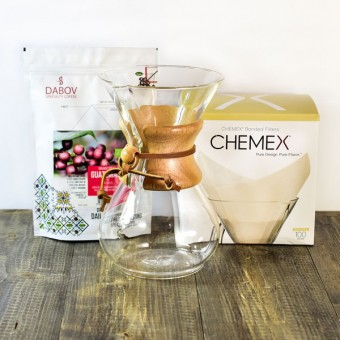 Chemex & 365 day specialty coffee