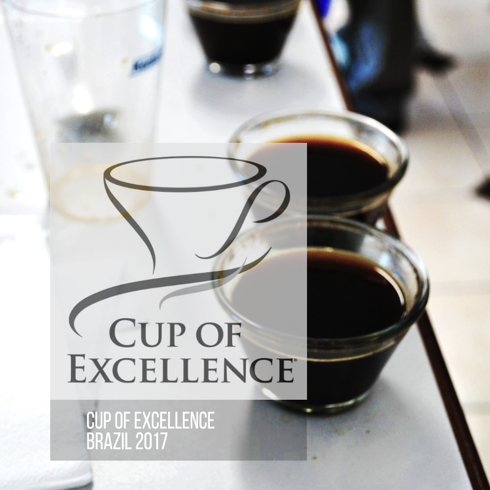 Cup Of Excellence - Бразилия 2017